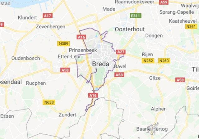 Breda en omgeving