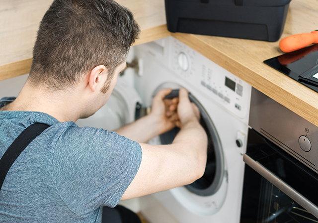 Wasmachine reparatie Oosterhout